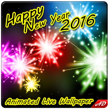 Amazon.com: New Year Live Wallpaper 2016: Appstore for Android