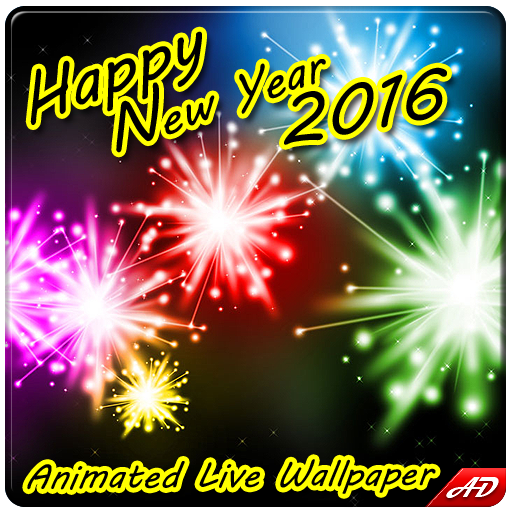 Amazon Com New Year Live Wallpaper 2016 Appstore For Android
