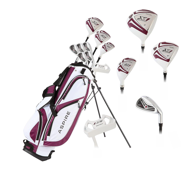 Aspire X1 - Juego Completo de Palos de Golf para Mujer ...
