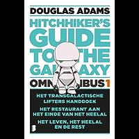 The hitchhiker's Guide to the Galaxy - omnibus 1: Het transgalactisch liftershandboek, Het restaurant aan het einde van het heelal en Het leven, het heelal en de rest