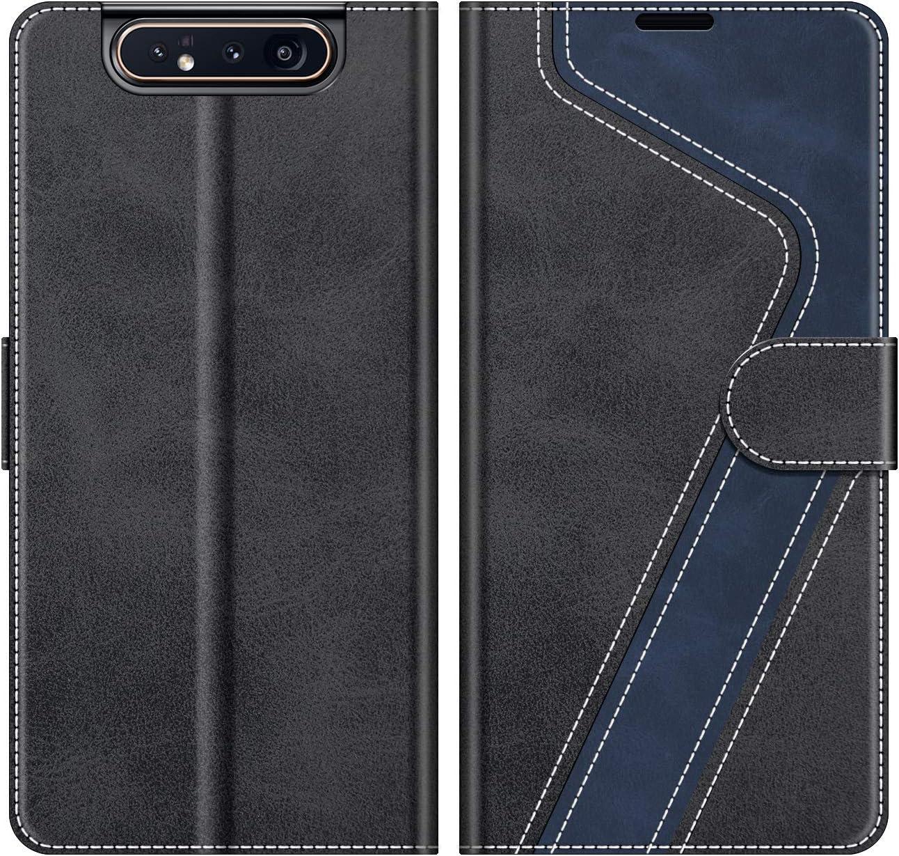 MOBESV Funda para Samsung Galaxy A80, Funda Libro Samsung A80 ...