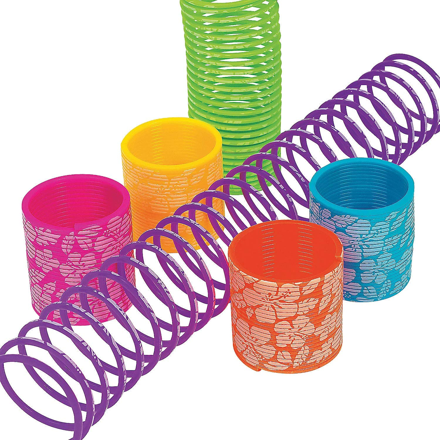 PARADISE PARTY MAGIC SPRINGS (1 DOZEN) - BULK by Fun Express