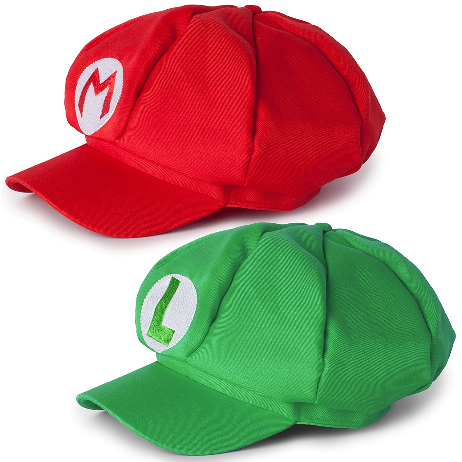 caa87936621 Katara 1659 Super Mario and Luigi Hats