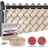 Chain Link Fence Weave (Desert Sand)