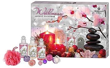 Calendrier Avent Parfum.Boulevard De Beaute Calendrier De L Avent 24 Surprises De Bien Etre