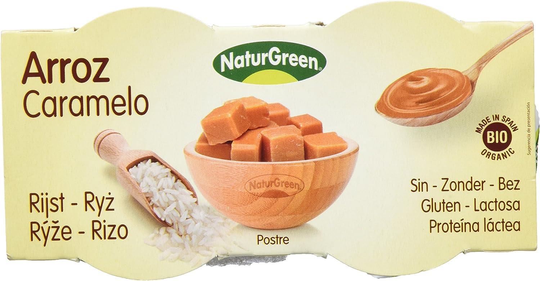 NATURGREEN ARROZ CARAMELO 2 x 125 gr: Amazon.es: Alimentación ...