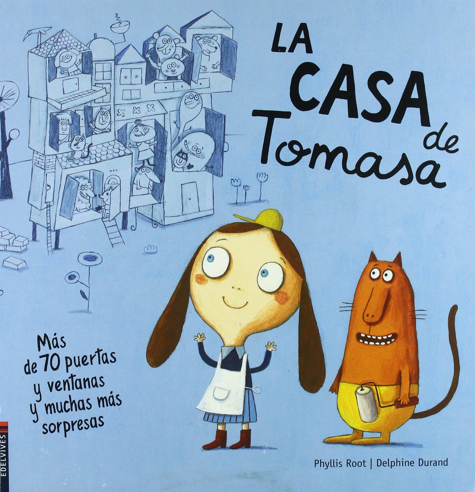 La casa de Tomasa: Amazon.es: Root, Phyllis, Durand, Delphine ...