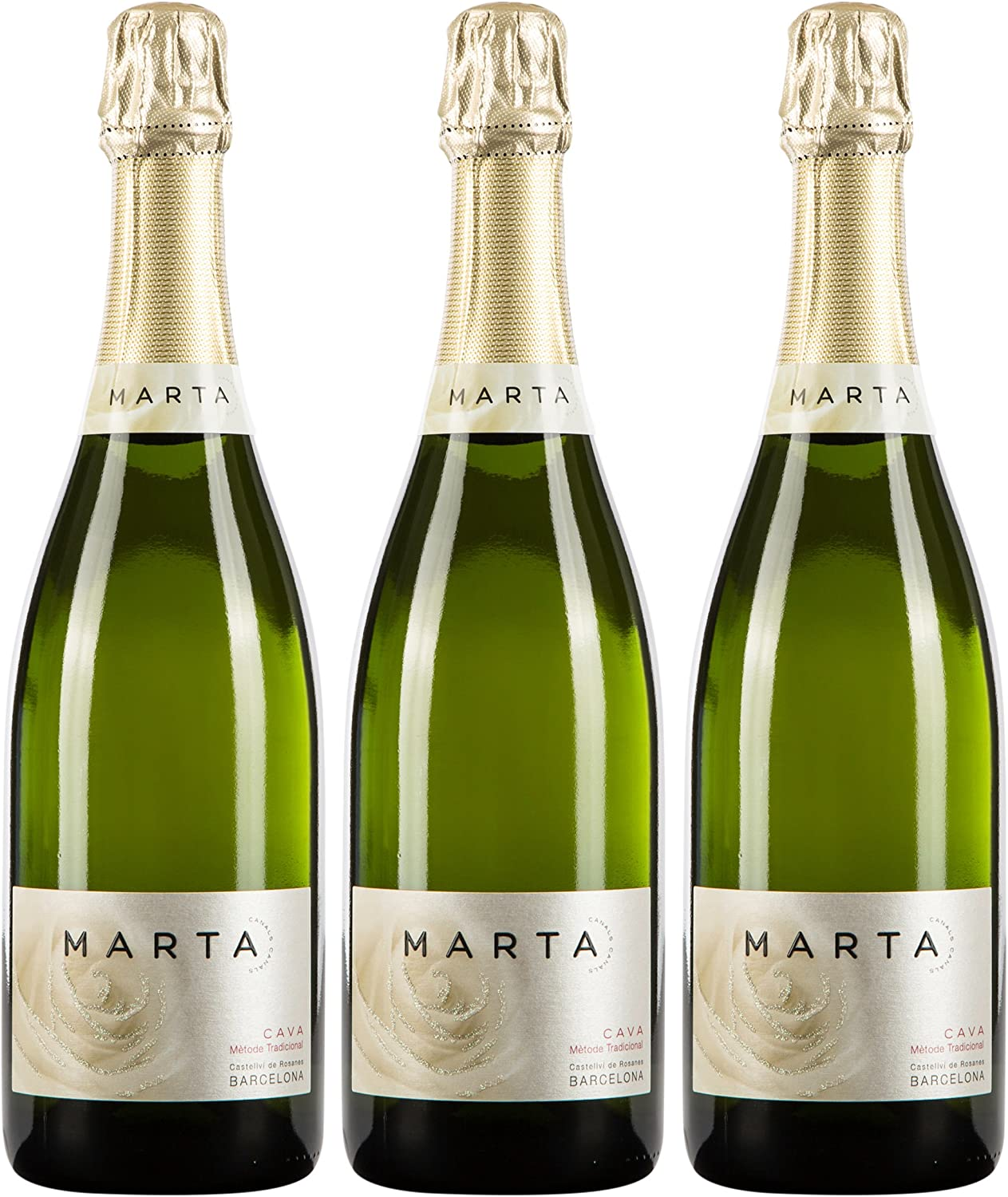 Sanders Selection Marta Canals Brut Cava: Amazon.es: Juguetes y ...