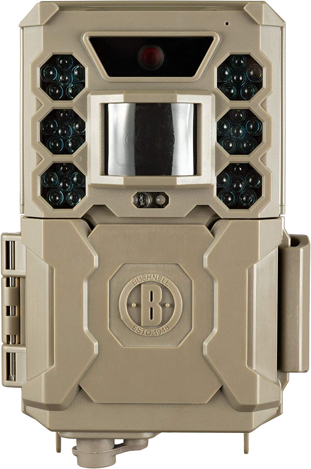Bushnell by Primos 24MP CORE Trail Camera, Single Sensor, Low Glow_119936C,Tan