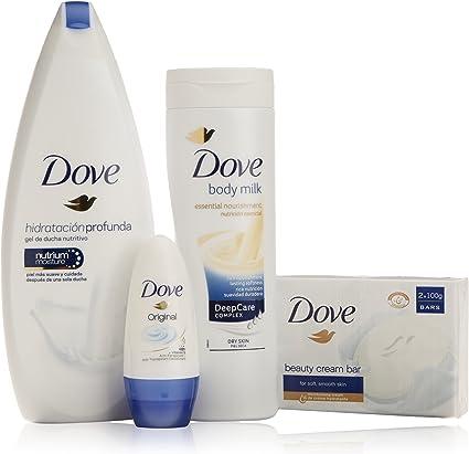 Dove Neceser para Mujer - 1 Pack: Amazon.es: Belleza