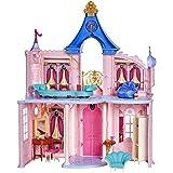 Disney Hasbro Princess Comfy Squad - Castillo - Casa de muñecas con 6 Muebles y 16 Accesorios - Juguete para niñas de 5 años