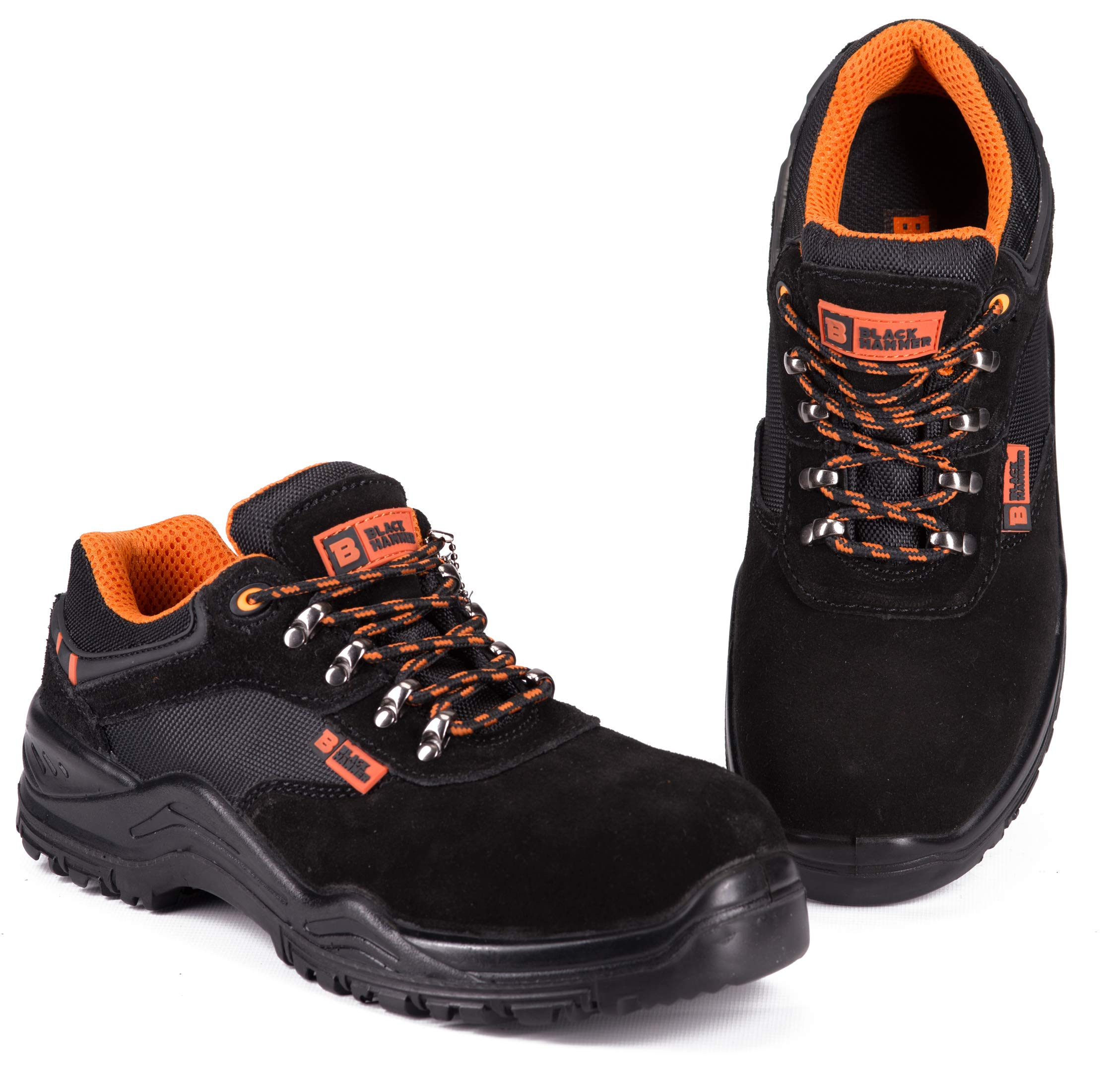Mens Lightweight SAFETY TRAINERS Work Boots Composite Toe Protection S1P SRC