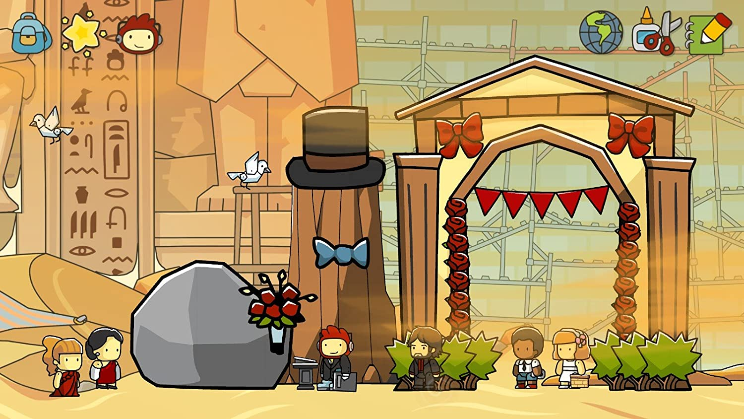 Amazon com: Scribblenauts Unlimited [Download]: Video Games