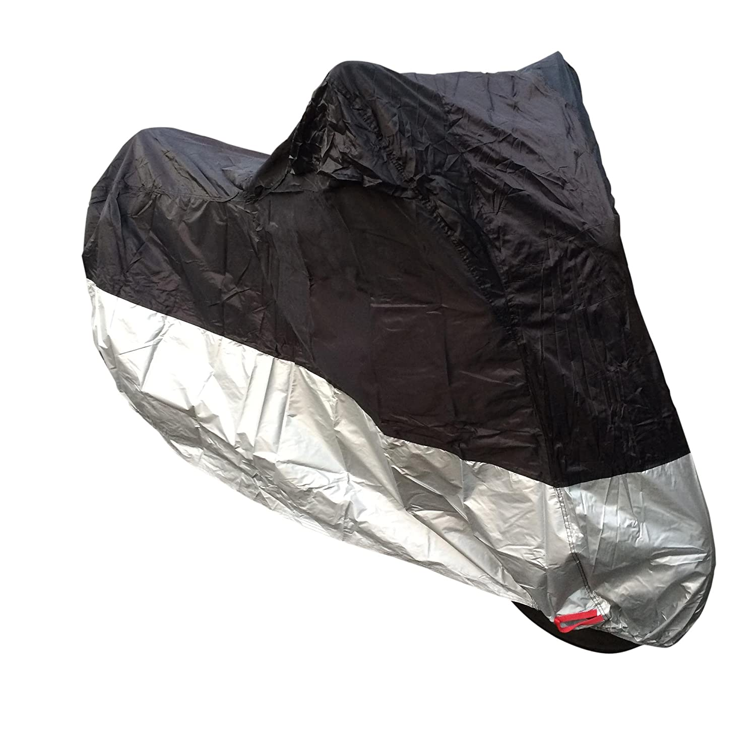 VIPER MOTO Accessories A104 H2 Out Bike Cover, Silver, Large Motohart
