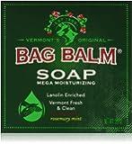 Bag Balm Mega Moisturizing Soap 3.9 Ounce 1 Bar