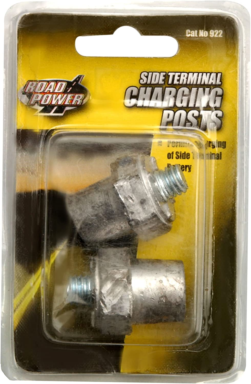 Chrome Aluminum Alloy//Magnesium Road Power 0922 Universal Charging Side Post