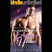 Alpha's Heart, Omega's Home: A Moonstar Dating Agency Novel (English Edition)