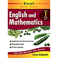 Excel Basic Skills Workbook: English and Mathematics Year 1