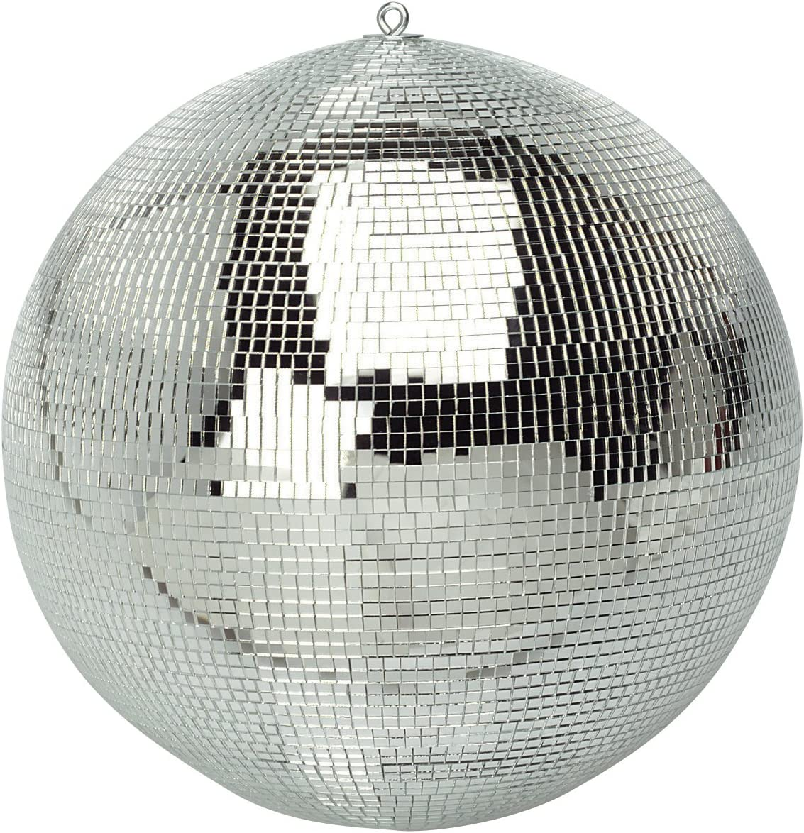 BLACK COLOR MIRROR BALL SPINNING DISPLAY MOTOR new hanging disco  party lights