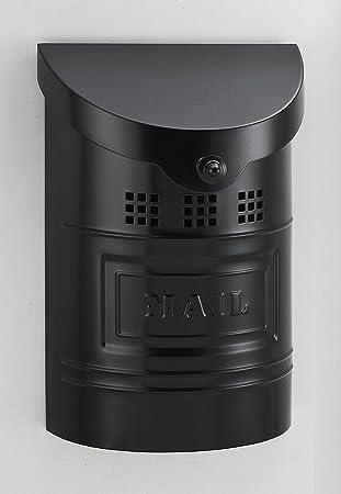 Amazon.com: Ecco E1 buzón e1bk – Acabado Negro Satinado ...