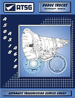 amazon com atsg 46re 47re 48re transmission repair manual 48re rh amazon com 47RE Transmission Controller 47re transmission repair manual