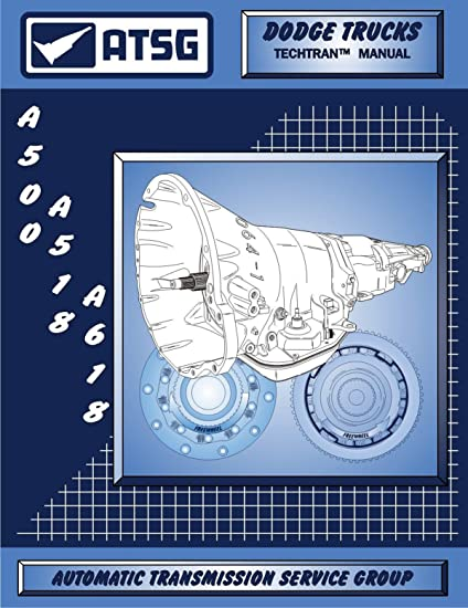 amazon com: atsg a500 a518 a618 42re 42rh 46re technical service repair  manual: automotive
