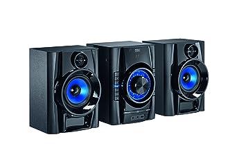 Mac Audio MPS | Dab + Minicadena | High de Power Sistema Hi-Fi con ...