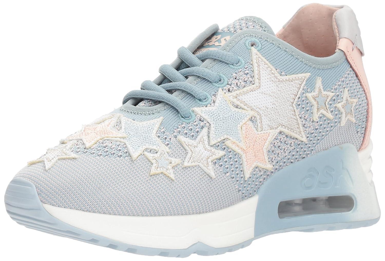 Ash Women's AS-Lucky Star Sneaker B073JY8P3N 39 M EU (9 US)|Ice Blue/Power