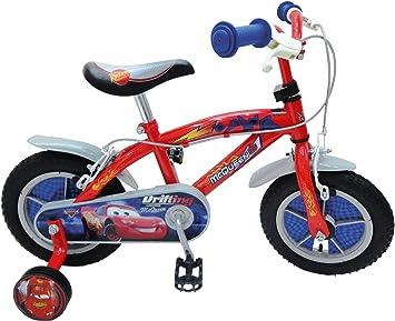 Sello – Disney Cars – Bicicleta con Frenos de nylon Bush/Nylon Llantas/Caliper: Amazon.es: Juguetes y juegos