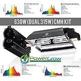 Growers Choice 630NS (630w CMH/Dual 315W Ceramic Metal Halide Bulbs) - Complete