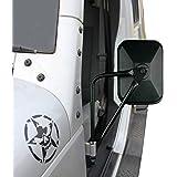 Jeep Mirrors JK JL TJ YJ CJ. Easy-Install Adventure Mirrors + Bonus Product. Improved Design. For ALL Jeep Wrangler. Quicker
