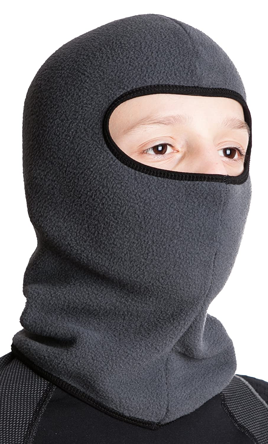 Childrens Fleece Balaclava / Ski mask / Face mask - Diferent Size L (15-18 Years))
