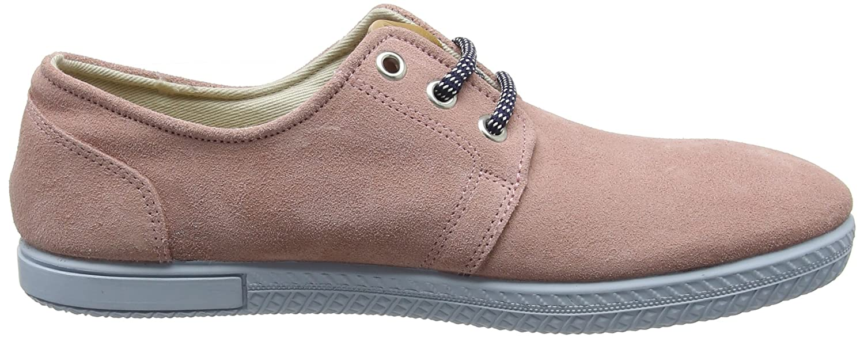 FLY London Damen Damen London Stot267fly Sneaker, Schwarz Pink (Rose) 63705b