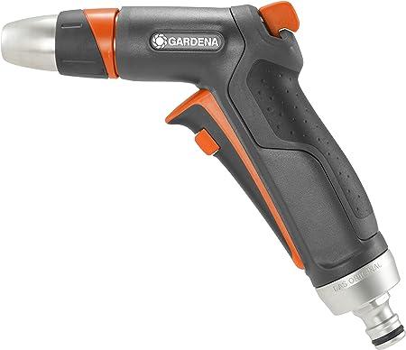Impulse Trigger /& Lock Gardena 18305-20 Premium Cleaning Nozzle Robust