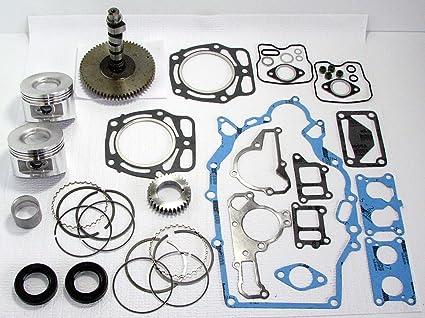 amazon com kawasaki fd620 john deere 425 445 455 engine rebuild rh amazon com  john deere 425 engine rebuild kit