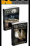 Solomon's Treasure Book 1 & 2: Beginnings + Priest's Secret (The Tomb, theTemple, the Treasure)