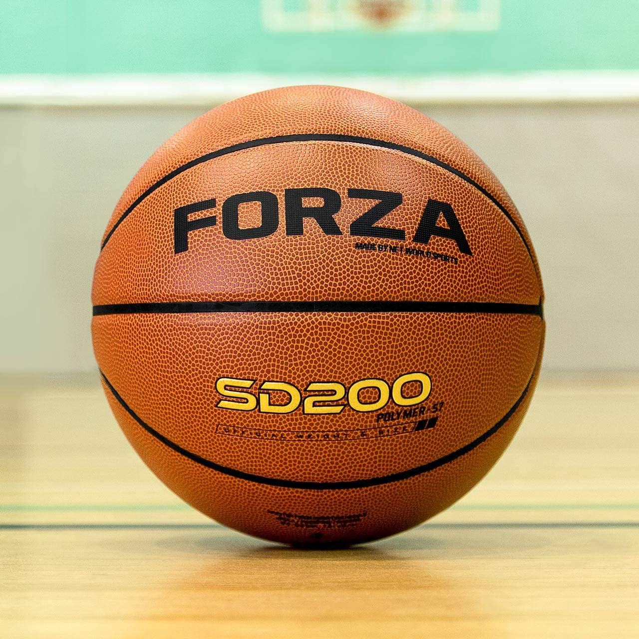 New York Mall FORZA SD200 Premium Practice Basketball Size 7 Indoo Outdoor Free shipping on posting reviews