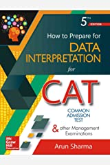 How to Prepare for Data Interpretation for CAT Paperback