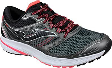 Joma Speed Men 2012 Gris - Zapatillas Running Hombre Cordones: Amazon.es: Zapatos y complementos