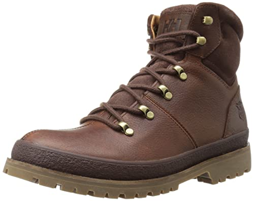 Helly Hansen Men's Brinken-M Hiking Boot, Barley/Shopping Bag/Honey Wheat