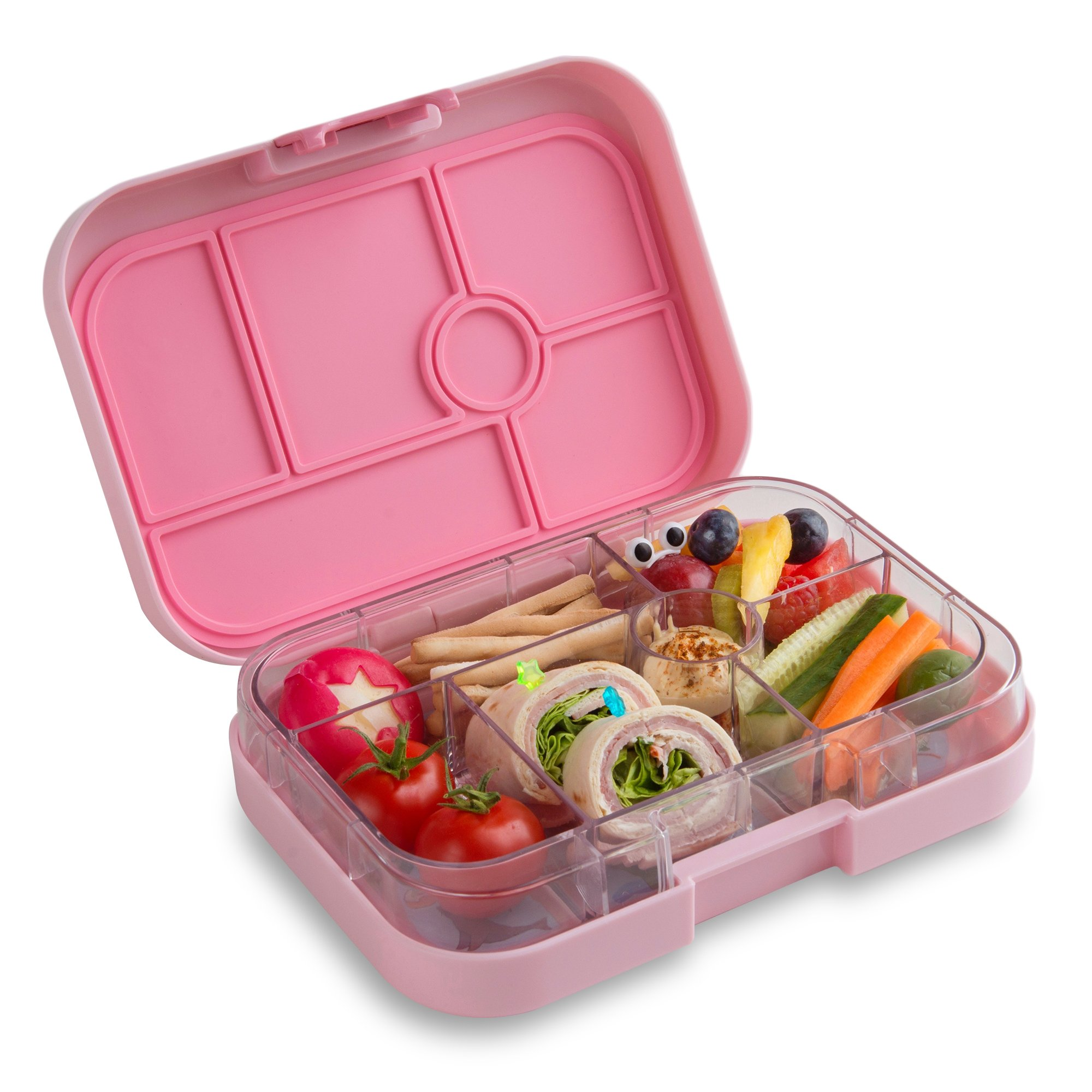 Yumbox Original Hollywood Pink Leakproof Bento Lunch Box