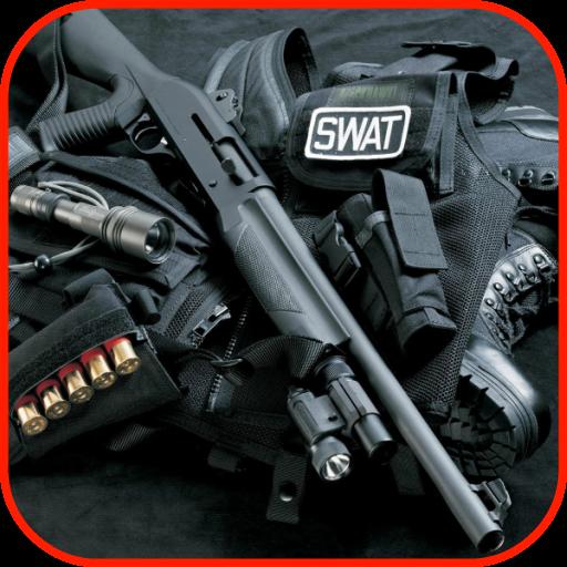 S.W.A.T. Police Wallpaper