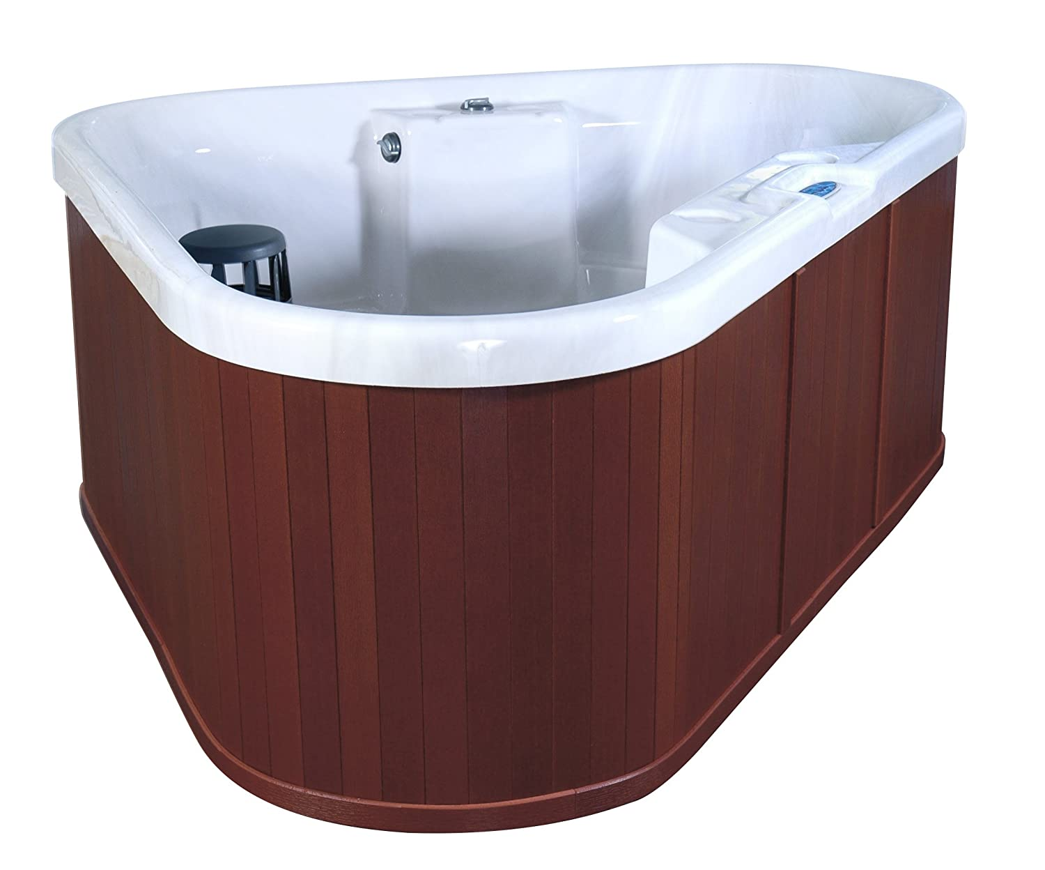 Amazon.com: QCA Spas Model 10 Aquarius Hot Tub, 88 by 72 by 72 by 30 ...