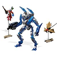 Mega Bloks Destiny Vault of Glass with Atheon
