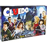 Hasbro Cluedo The Classic Mystery Game - 8 Years & Above - Multi Color