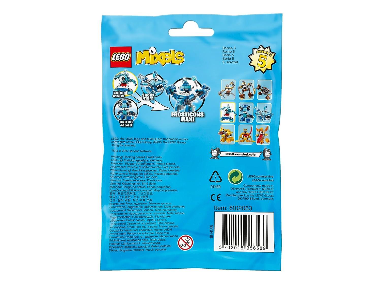 LEGO Mixels Krog 60pieza(s) - juegos de construcción (Dibujos animados, Multi): Amazon.es: Juguetes y juegos