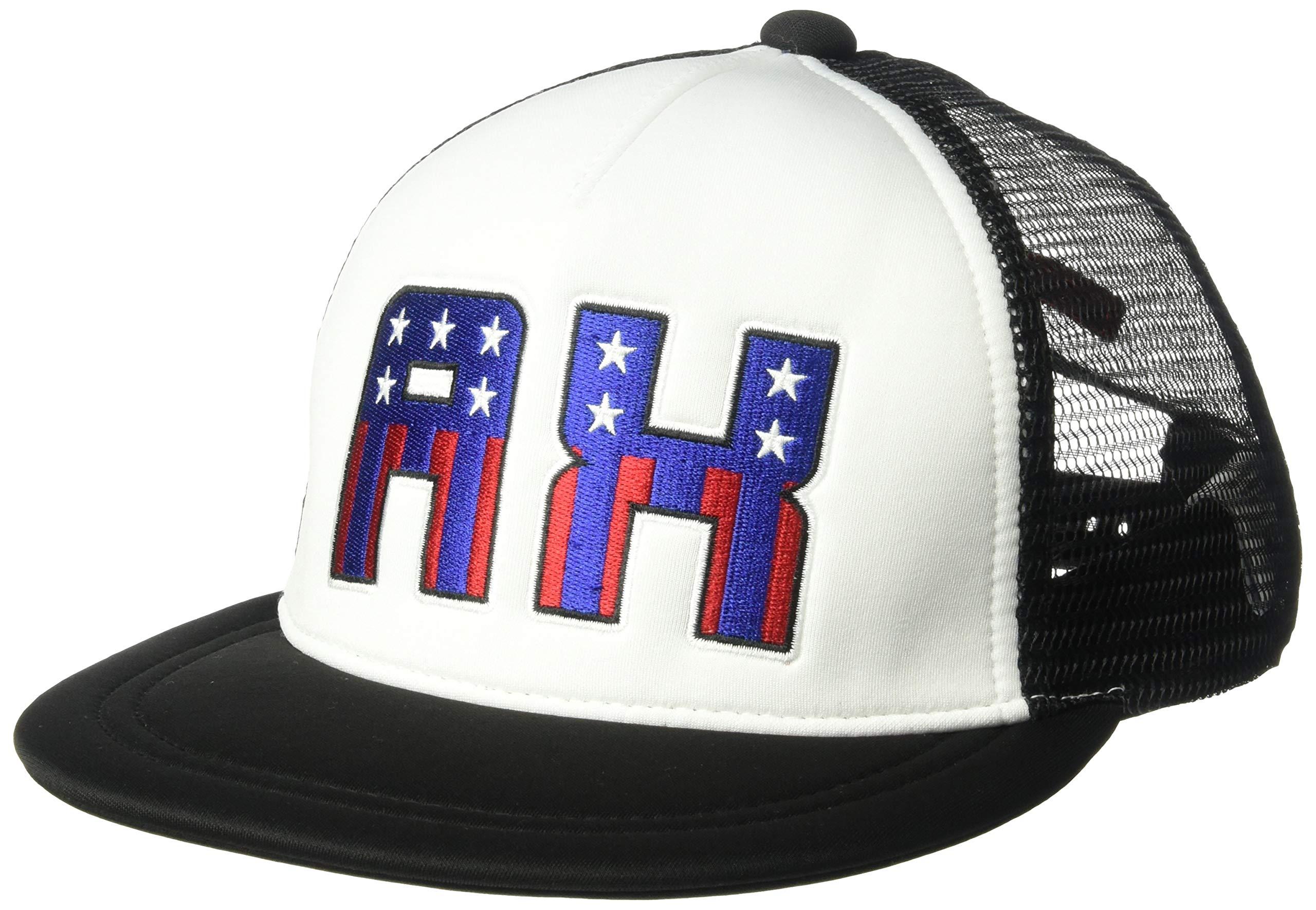A|X Armani Exchange Women's Logo Hat, Multi, One Size