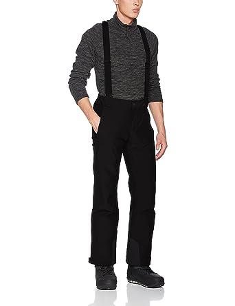 f245c038eb Schöffel Men's Ski Trousers BERN1 Trouser, Men, Ski Pants Bern1, Black, ...
