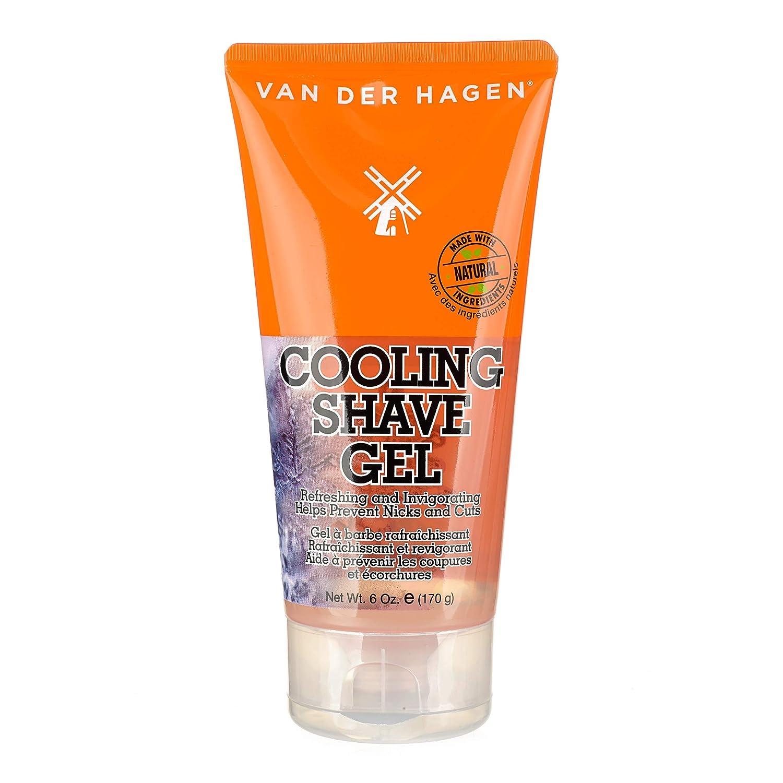 Van Der Hagen Cooling Shave Gel (6 oz)
