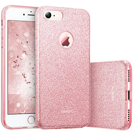 coque a paillette iphone 7